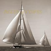 Shamrock V & Astra 1931 © Beken of Cowes