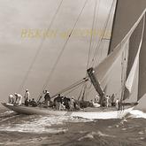 Velsheda 1934 © Beken of Cowes
