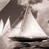 Velsheda, Antigua Classic Yacht Regatta © Cory Silken