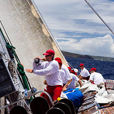 Ranger, Antigua Classic Yacht Regatta © Cory Silken