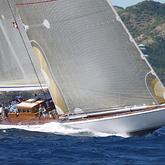 Ranger, Antigua Super Yacht Cup © Peter McNaughton
