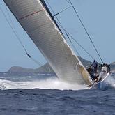 Ranger, Antigua Super Yacht Regatta © Peter McNaughton