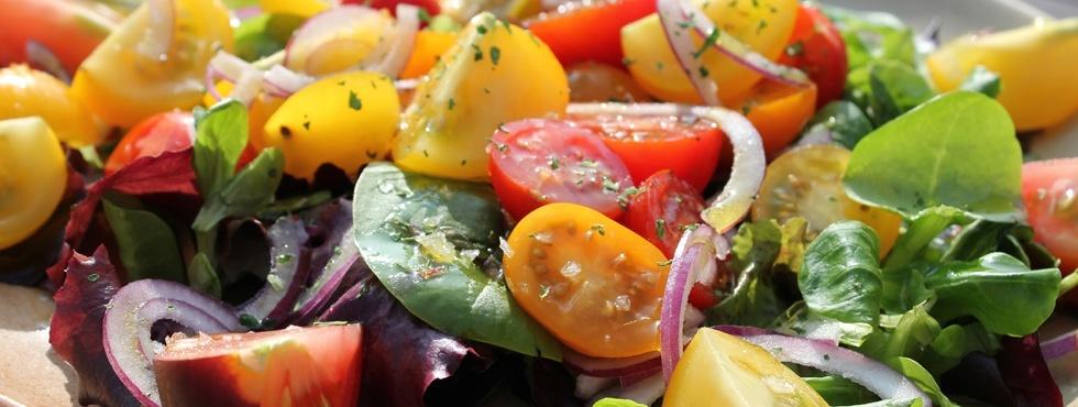 Amabi - tomato salad