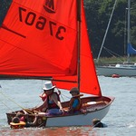 Cadet Sailing on 13 July