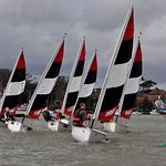 Hamble Warming Pan 2013 - Foxers