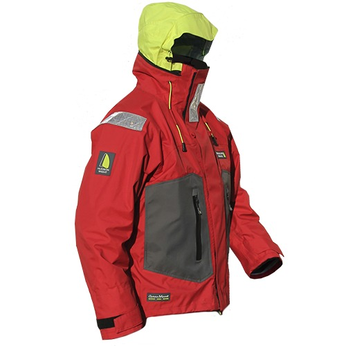 Sailing Jacket HW1 Red