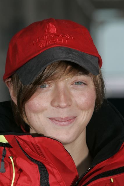 Lizzy Foreman, 23, taking on the 2015 Mini Transat with Hudson Wight's support