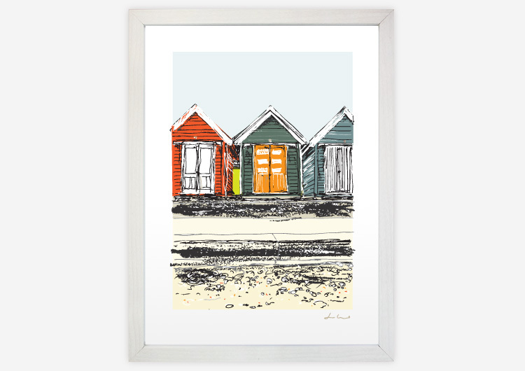 Gurnard Beach Huts