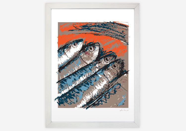 Sardines, Still Life