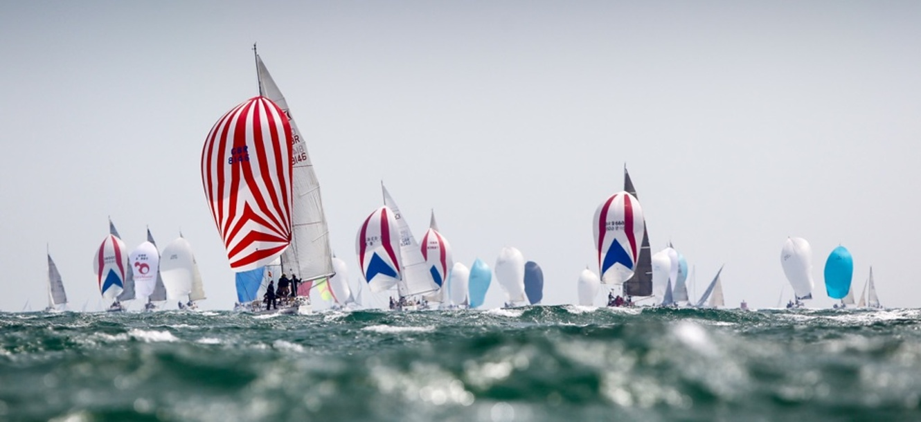 Cowes Week 12, Day 1