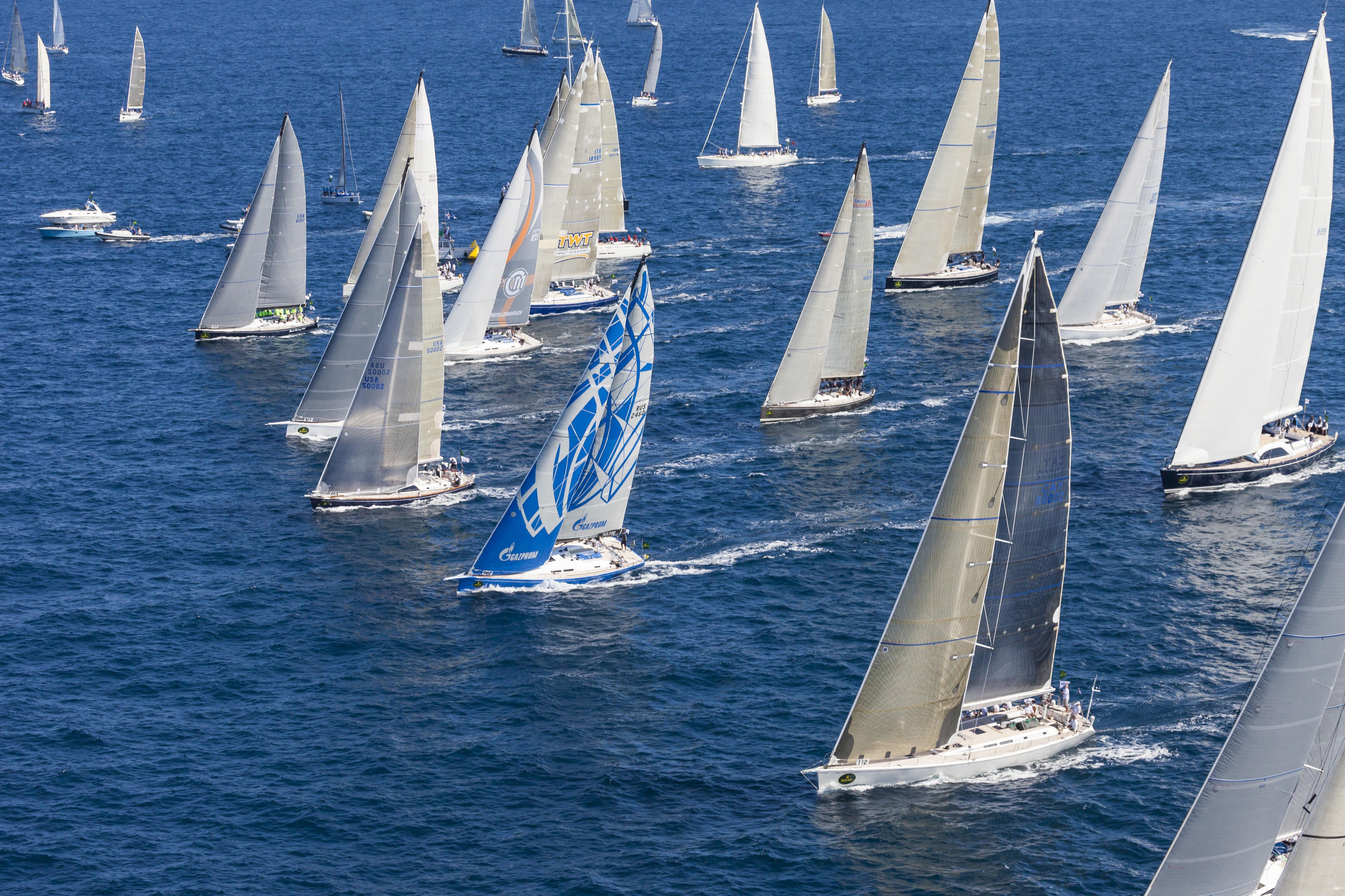 Swan 60 Bronenosec racing in 2012  © Nautor's Swan/Alberto Cocchi
