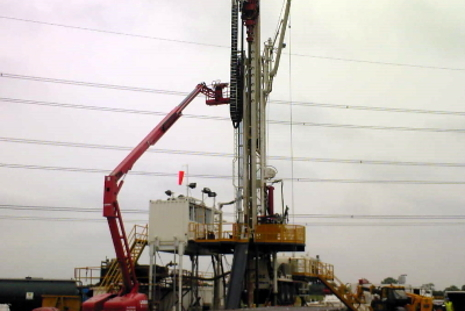 Drilling ground-borne vibration survey