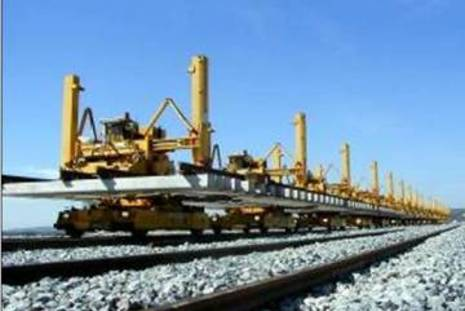 Rail construction noise and vibration monitoring