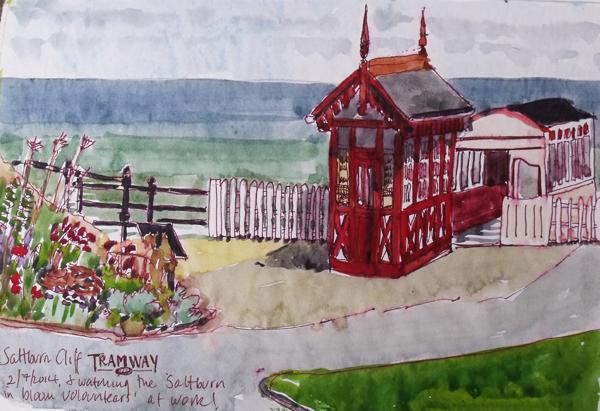 Saltburn Tram