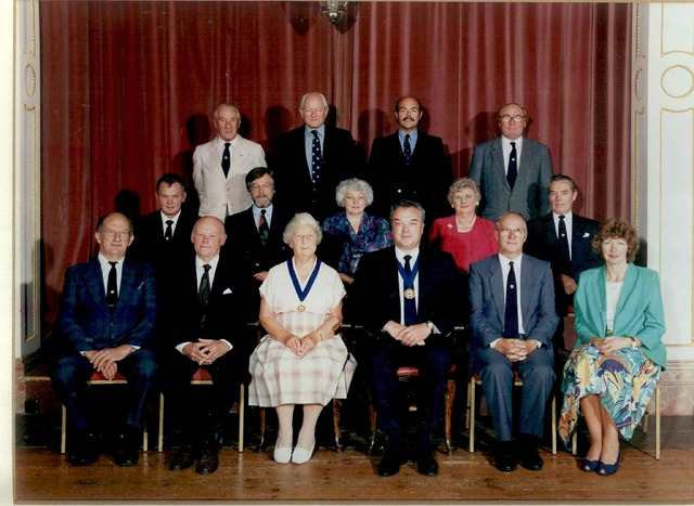 Cowes Town Council 1993