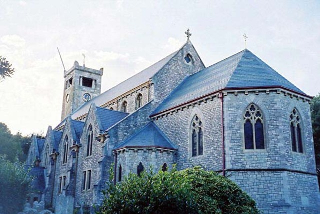 St Mary the Virgin Cowes.
