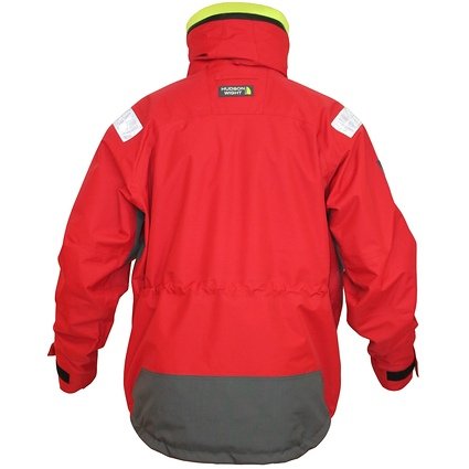2014 Jacket - Red, Back