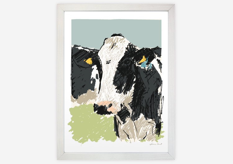 Tapnell Dairy Cow