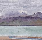 Arran from Kilbride Bay, S. cowal