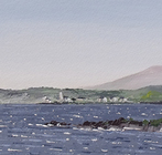 South down The Clyde to Toward Point, Bute and Arran