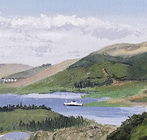 The Colintrave Ferry and the Kyles of Bute