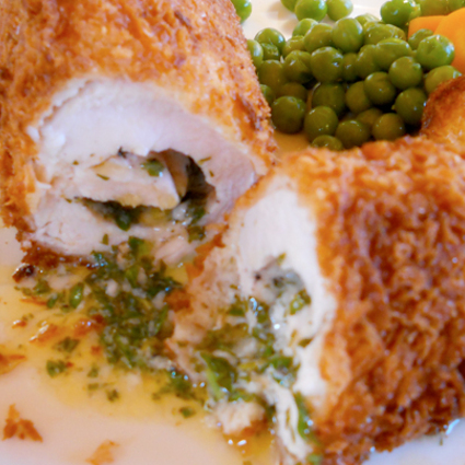 The Best Chicken Kiev Ever Recipes The Garlic