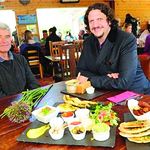 Colins meets Jay Rayner