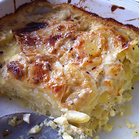 smoked garlic dauphinoise