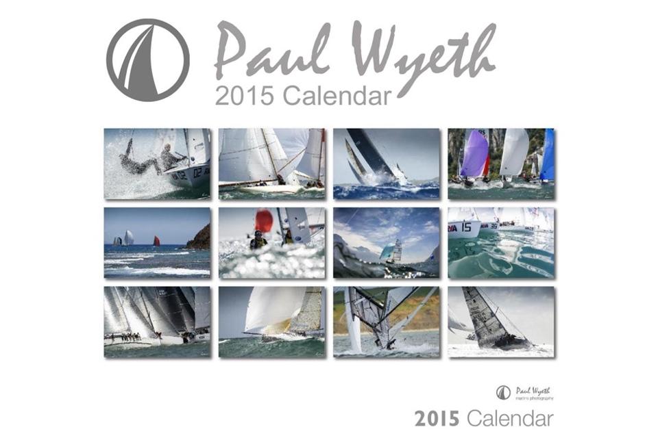 Paul Wyeth Calendar 2015