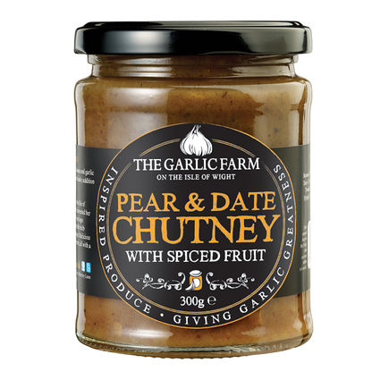 2028: Pear & Date Chutney