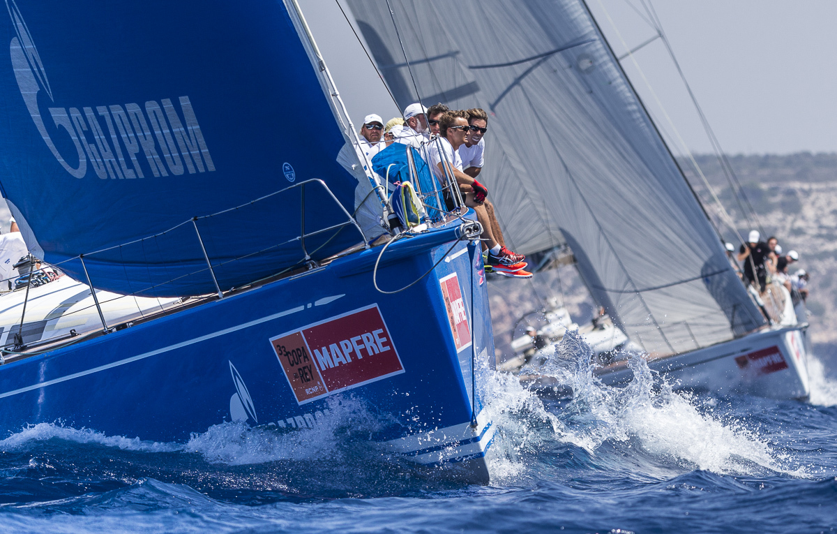 The 2015 Gazprom Swan 60 circuit runs April through to September