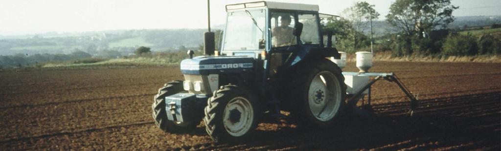 Planting 1980s