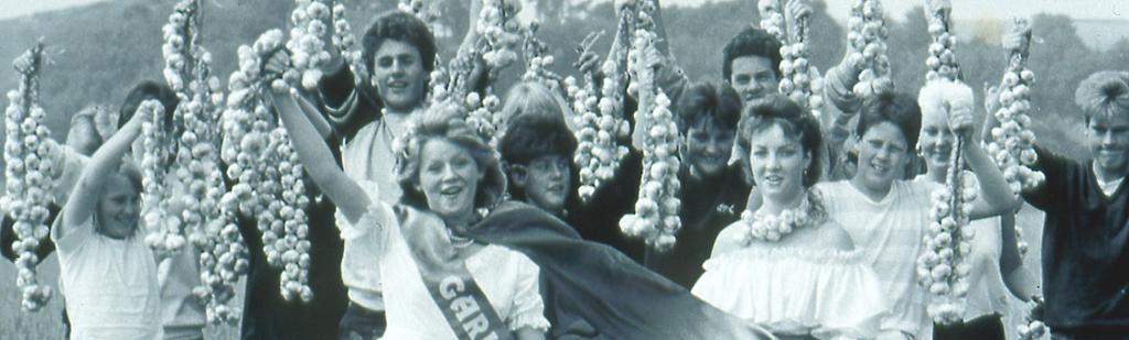 Garlic festival 1984