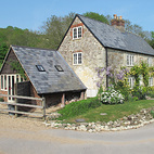 Side of Farmhouse