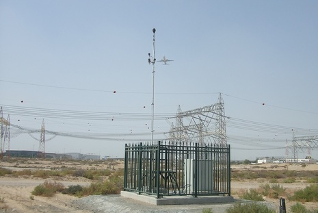 Noise emissions monitoring services
