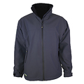 HW Performance Jacket Blue Front