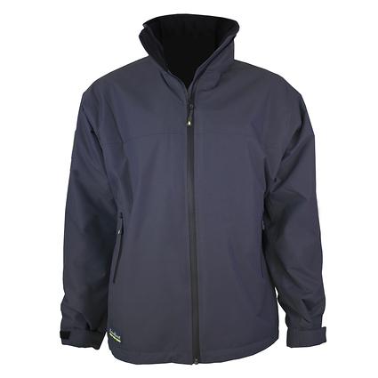 HW Performance Jacket Blue Front