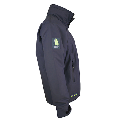 HW Performance Jacket Blue Side