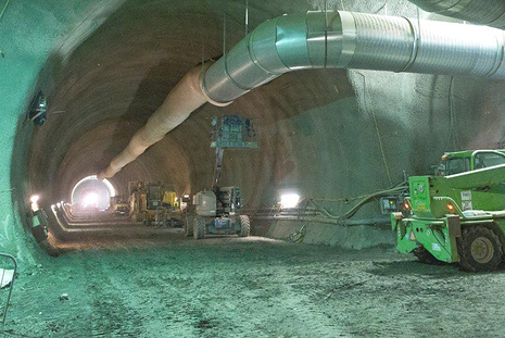 Tunneling Noise and acoustics consultants