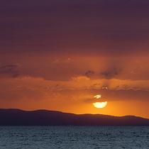 Scarlino sunset © Nautor's Swan / Studio Borlenghi