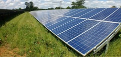 Solar farm impact assessment services