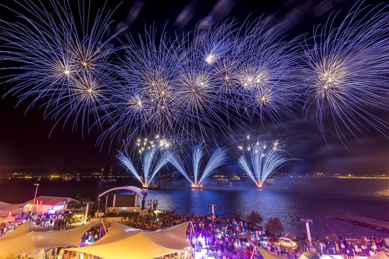 St Tropez celebrations (c) Rolex