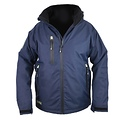 Day Jacket Blue Front