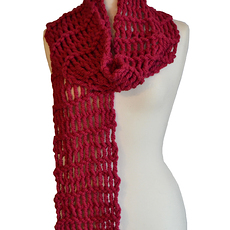 Scarf_Red