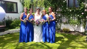 Jackie & Bridesmaids
