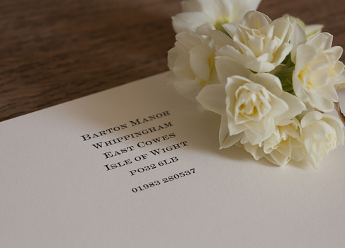 Barton Farmhouse Stationery