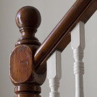 Barton Farmhouse Staircase