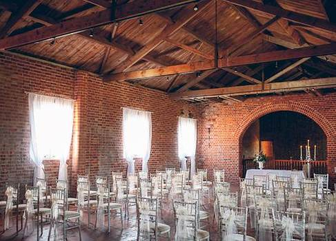 Barton wedding ceremony 1