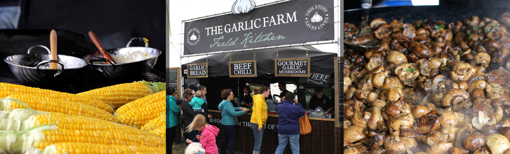 Garlic festival isle of wight
