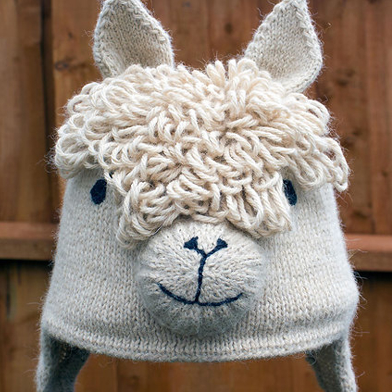 Knitting Pattern Alpaca Hat    Shop    West Wight Alpacas 3b7c5b2cb4c